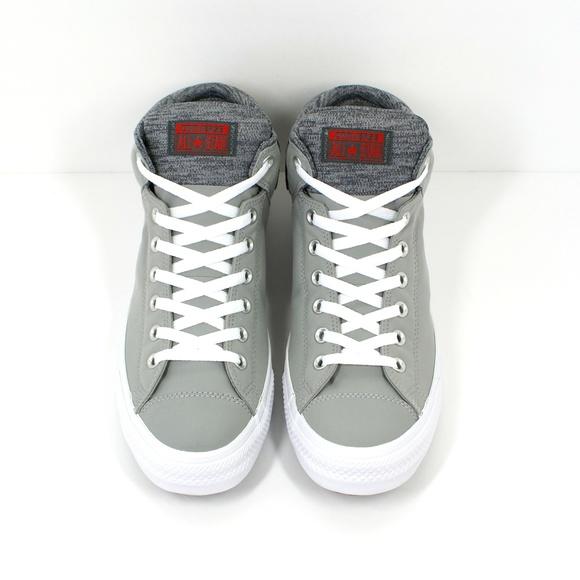 a2669336f6e5c7 Converse Chuck Taylor All Star High Street Grey